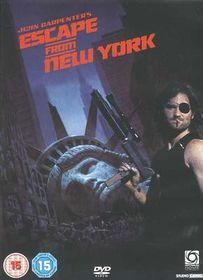 Escape from New York (Special Edition) - (Import DVD)