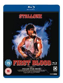 First Blood - (Import Blu-ray Disc)