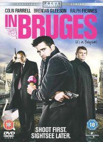 In Bruges Eire Release - (Import DVD)