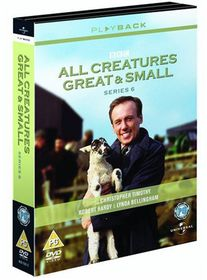 All Creatures Great-Series 6 - (Import DVD)
