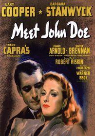 Meet John Doe - (Import DVD)