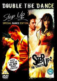 Step Up / Step Up 2: The Streets - (Import DVD)