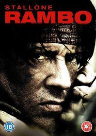Rambo (2007) - (Import DVD)