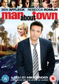 Man About Town - (Import DVD)