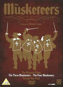 Musketeers Two for One Set - (Import DVD)