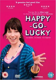 Happy-Go-Lucky - (Import DVD)