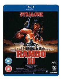 Rambo 3 - (Import Blu-ray Disc)