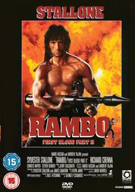 Rambo 2 First Blood - (Import DVD)