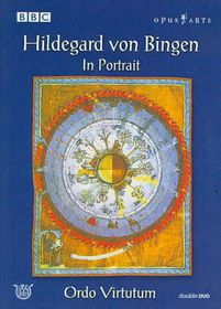Hildegard Von Bingen:in Portrait Ordo - (Region 1 Import DVD)