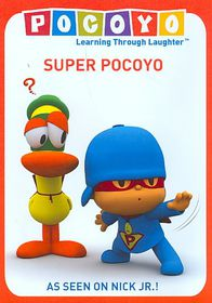 Pocoyo:Super Pocoyo - (Region 1 Import DVD)