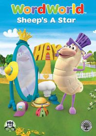 Wordworld:Sheep's a Star - (Region 1 Import DVD)