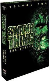 Swamp Thing:Series Vol 2 - (Region 1 Import DVD)