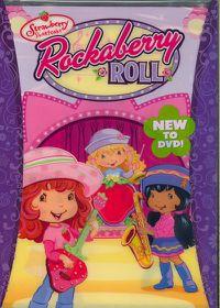 Strawberry Shortcake:Rockaberry Roll - (Region 1 Import DVD)