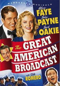 Great American Broadcast - (Region 1 Import DVD)