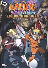 Naruto:Movie 2 - (Region 1 Import DVD)