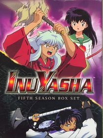 Inuyasha Season 5 Box Set:Deluxe Edit - (Region 1 Import DVD)