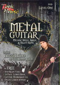 Metal Guitar:Melodic Speed:Shred 1 - (Region 1 Import DVD)