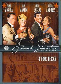 4 for Texas - (Region 1 Import DVD)