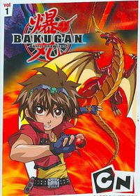 Bakugan Chapter 1:Battle Brawlers - (Region 1 Import DVD)