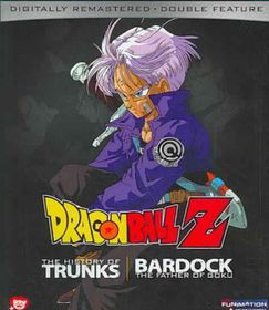 Dragon Ball Z:Bardok/Trunks Double Fe - (Region A Import Blu-ray Disc)