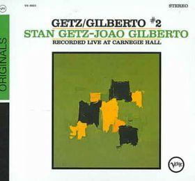 Stan Getz/joao Gilberto - Getz/Gilberto #2 (CD)