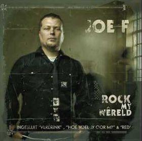 Joe F - Rock My Wereld (CD)