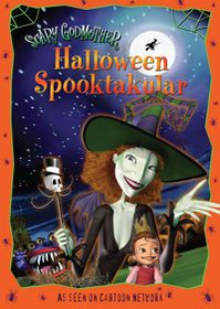 Scary Godmother:Halloween Spooktakula - (Region 1 Import DVD)