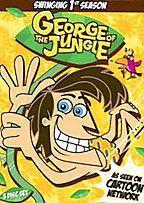 George of the Jungle:Swinging 1st Sea - (Region 1 Import DVD)