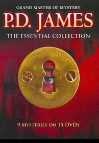 P.D. James:Essential Collection - (Region 1 Import DVD)