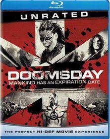 Doomsday - (Region 1 Import DVD)