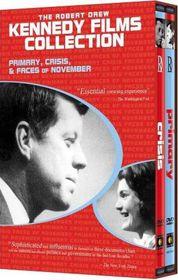 Robert Drew Kennedy Film Collection - (Region 1 Import DVD)