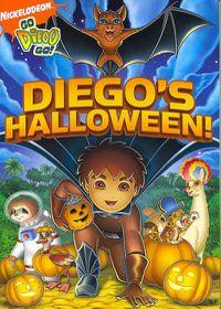 Go Diego Go:Diego's Halloween - (Region 1 Import DVD)