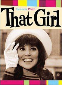 That Girl Season 4 - (Region 1 Import DVD)