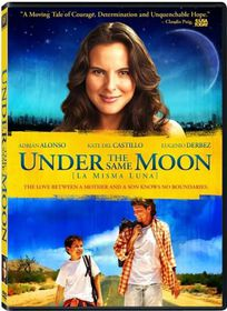 Under the Same Moon - (Region 1 Import DVD)