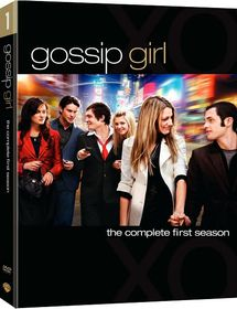 Gossip Girl the Complete First Season - (Region 1 Import DVD)