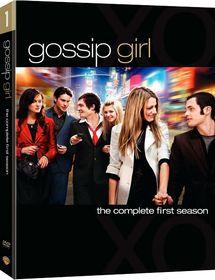 Gossip Girl the Complete First Season - (Region 1 Import DVD)