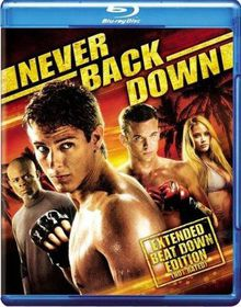 Never Back Down - (Region A Import Blu-ray Disc)