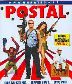 Postal - (Region A Import Blu-ray Disc)