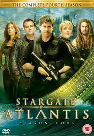 Stargate Atlantis-Season 4 - (Import DVD)