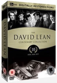 David Lean Centenary Collection Remastered - (Import DVD)