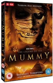 Legend of the Mummy,the - (Australian Import DVD)