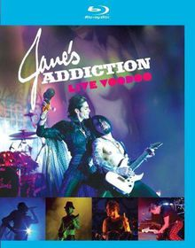 Jane's Addiction: Live Voodoo - (Import Blu-Ray Disc)