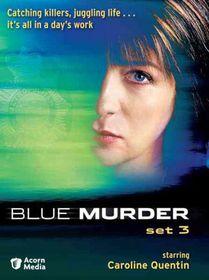 Blue Murder Set 3 - (Region 1 Import DVD)