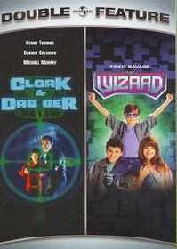 Cloak & Dagger/Wizard - (Region 1 Import DVD)