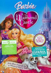Barbie & the Diamond Castle - (Region 1 Import DVD)