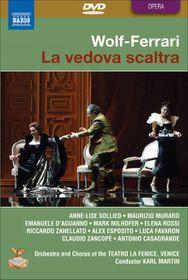 Wolf-ferrari: La Vedova Scaltra - La Vedova Scaltra (DVD)