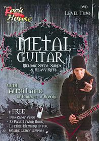Metal Guitar Melodic Speed Shred & H - (Region 1 Import DVD)