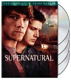 Supernatural:Complete Third Season - (Region 1 Import DVD)