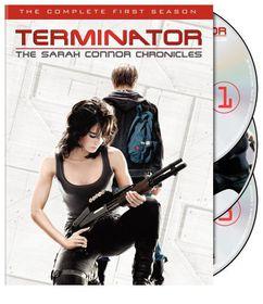 Terminator:Sarah Connor Chronicles First Season - (Region 1 Import DVD)