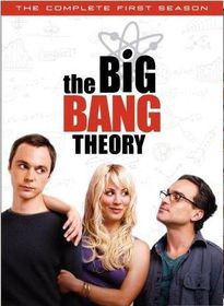 Big Bang Theory the Complete First Season - (Region 1 Import DVD)